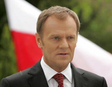 Tusk odwiedził Litwę. Uczniowie zawiesili strajk