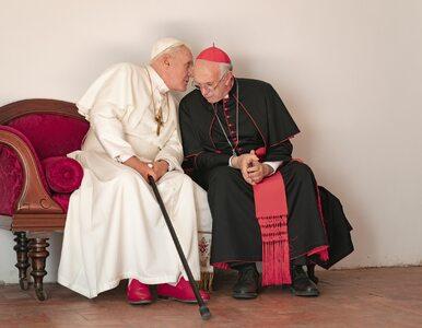 """""""Dwóch Papieży"""". Jest pierwszy zwiastun i plakat filmu Netfliksa o..."""