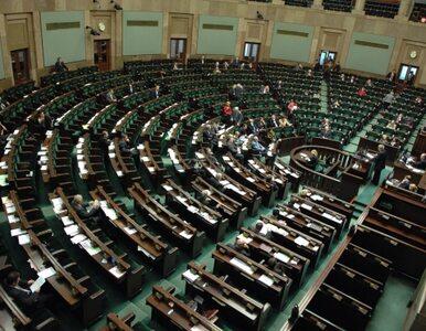 Poseł PO: będą wcześniejsze wybory