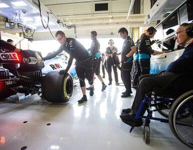 Sensacja w F1. Rodzina Williamsów opuszcza Williamsa