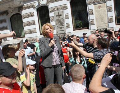 Łódź nie odwoła prezydent Zdanowskiej. Zabrakło 20 tys. podpisów