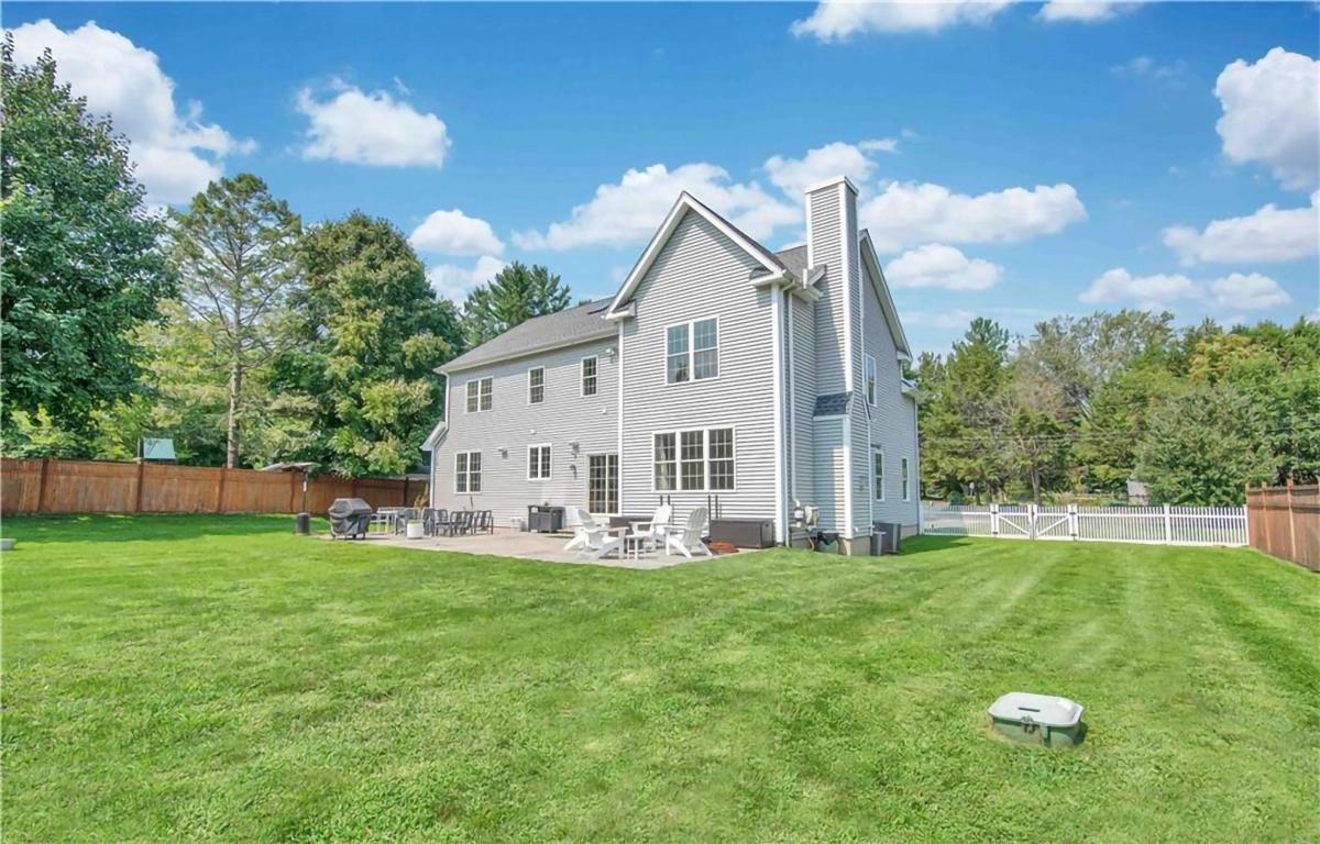 Dom w Connecticut, należący do Charli D'Amelio, gwiazdy TikToka