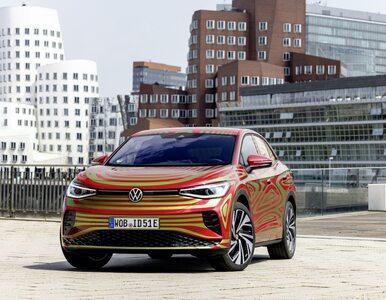 Nowy SUV Volkswagena. Sylwetka coupé i elektryczny napęd