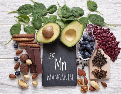 Mangan – pierwiastek, który odpowiada za... sprawność seksualną