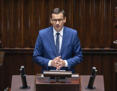 NA ŻYWO: Trwa posiedzenie Sejmu. Mateusz Morawiecki mówi o przygotowaniu...