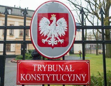 Poseł Kukiz'15: Wybór wszystkich sędziów TK mógł być niekonstytucyjny