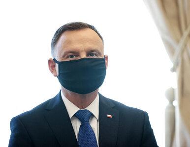 Polacy ocenili prezydenta Andrzeja Dudę. Zanotował najlepszy wynik od...