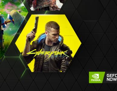 """GeForce NOW. Czy CD Projekt faktycznie zepsuł """"Cyberpunka 2077""""? Sprawdź..."""