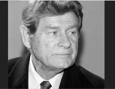 Stanisław Mikulski nie żyje