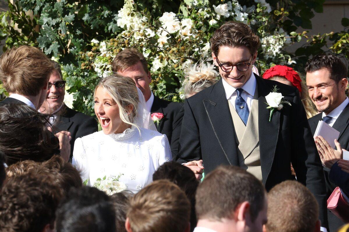 Ślub Ellie Goulding i Caspera Jopinga