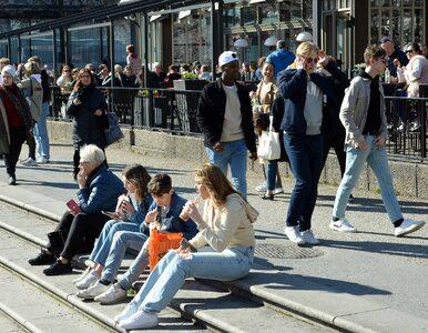 """""""W Szwecji rośnie krzywa zakażeń"""". Sąsiednie kraje izolują się"""