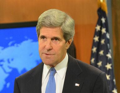 Kerry: Były premier Iraku nie powinien przeszkadzać w formowaniu rządu