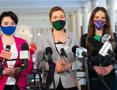 Apel posłanek Lewicy ws. aborcji. Chcą poparcia dla ustawy ratunkowej
