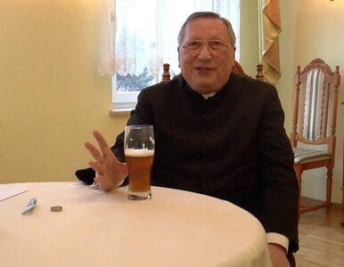 Ksiądz Kneblewski wykorzystuje śmierć posłanki PO do straszenia...