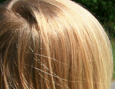 Włosy gęste i lśniące