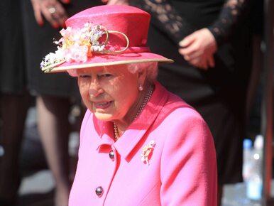 Co Elżbieta II myśli o Chińczykach? Monarchini zaliczyła wpadkę
