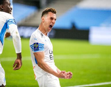 Arkadiusz Milik bohaterem Olympique'u Marsylii. Hat-trick Polaka w meczu...