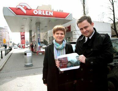 PO do PiS: nawet na stacjach benzynowych was nie chcą?