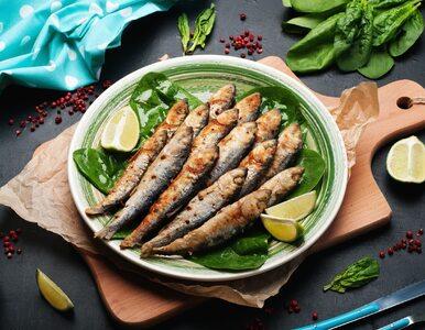 Sardynki – małe rybki o wielkiej mocy. Źródło kwasów Omega-3