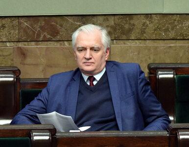 Jarosław Gowin podjął decyzję w sprawie powrotu do rządu. Jego zamiar...