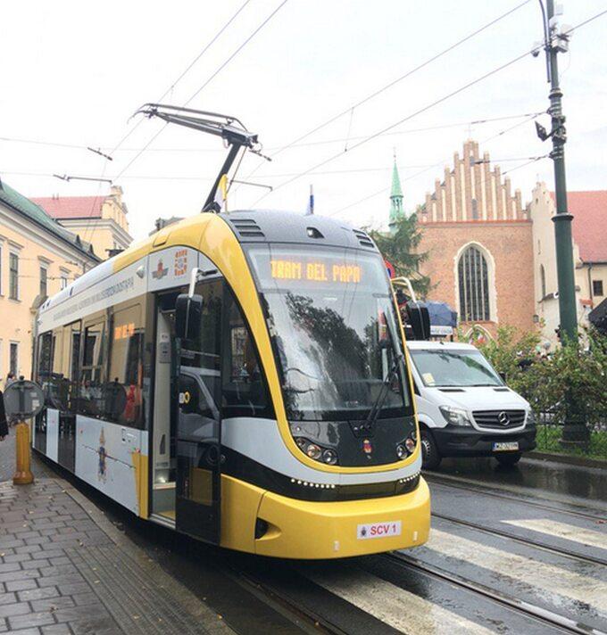Tram del Papa