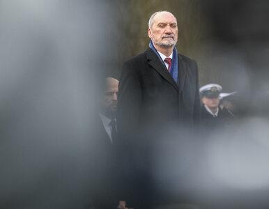 """""""Siła tego narodu jest niepokonana"""". Macierewicz w 75. rocznicę Zbrodni..."""