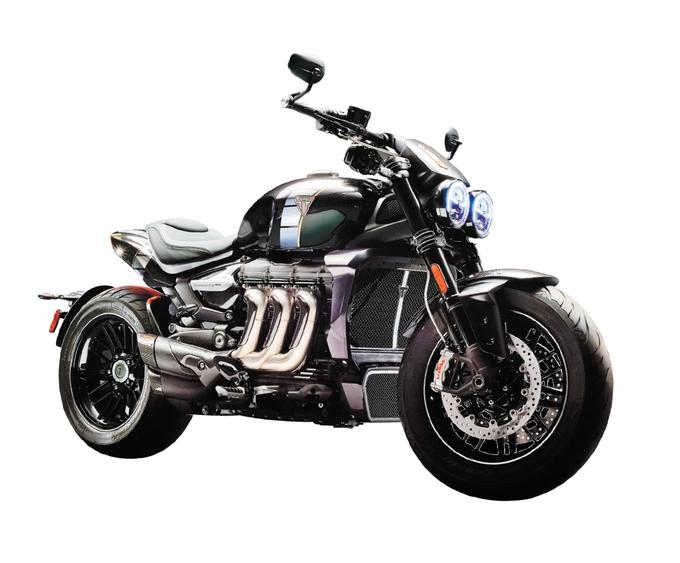 Rocket 3TFC. Największy naświecie silnik motocyklowy – 2500 cm sześc. iponad 170 KM