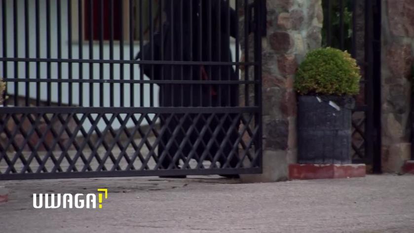 "Kadr z programu ""Uwaga. TVN!"""
