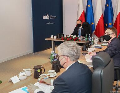 Andrzej Duda: Premier i minister zdrowia poinformowali mnie, że sytuacja...