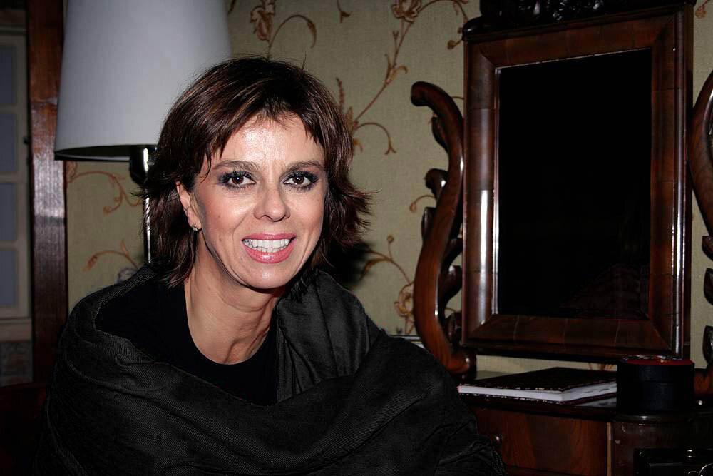 Elżbieta Zającówna w 2007 roku