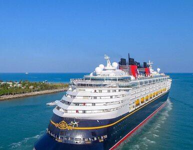 W Gdyni pojawi się wycieczkowiec Disney'a. Wnętrza statku przenoszą w...