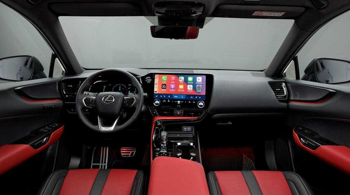 Lexus NX 450h