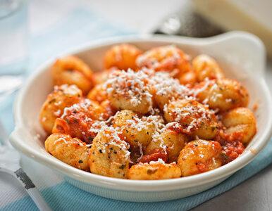 Przepis na jesień: gnocchi z sosem dyniowym i fetą