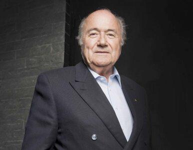 Koniec konfliktu? Blatter przeprosił Ronaldo