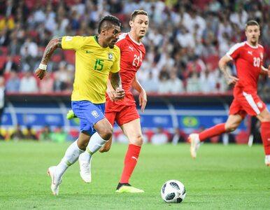 Brazylia rozgrywa najlepszy na mecz mundialu i awansuje dalej. Serbia...