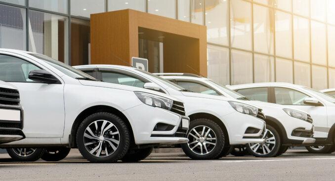 Flota firmowych samochodów
