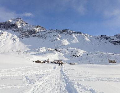 Skitouring za granicą