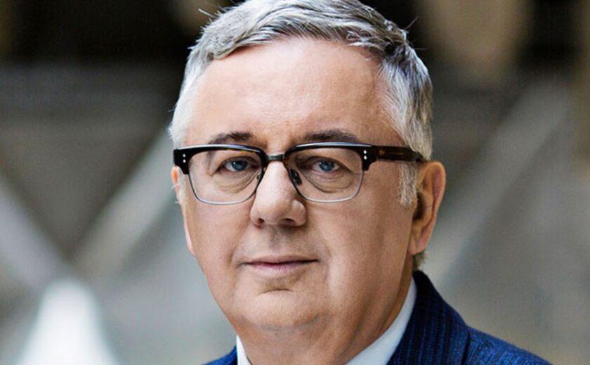 prof. Filipiak, przedsiębiorca i naukowiec, prezes Comarch
