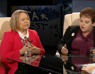 Kłótnia posłanek na antenie. Poszło o edukację seksualną