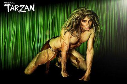 """Musical \\\""""Tarzan\\\"""""""