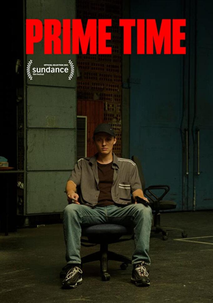 """Plakat filmu """"Prime Time"""""""