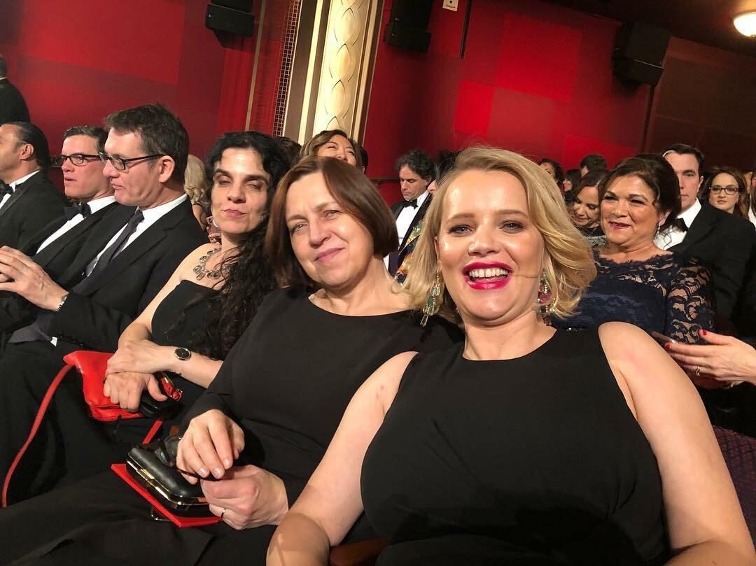 Joanna Kulig na gali Oscarów