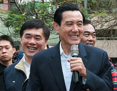 """Chiny zadowolone z Tajwanu. """"Stary prezydent, nowe możliwości"""""""