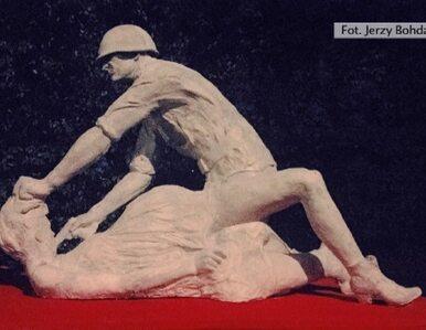 Rzeźba Rosjanina-gwałciciela w Gdańsku. Prokuratura umorzyła śledztwo