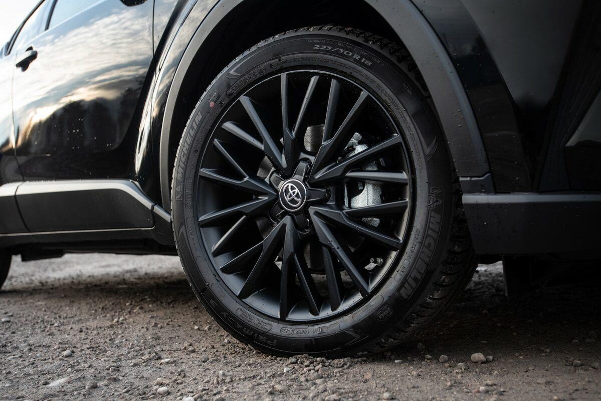 Toyota C-HR Hybrid Black Edition