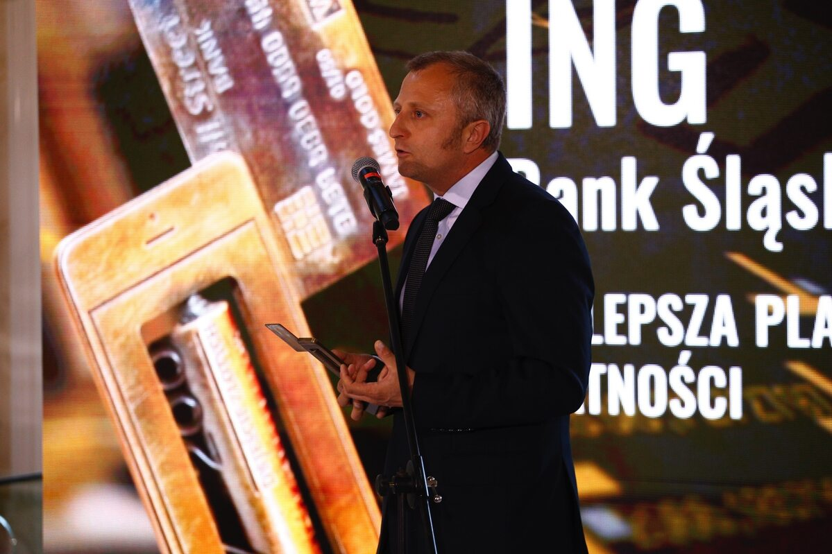 Rafał Zych, Dyrektor Innovation Lab w ING