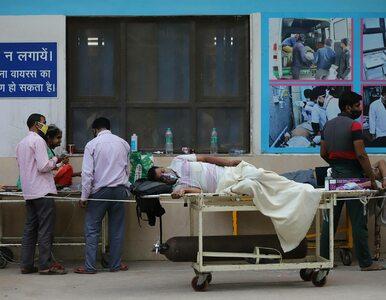 Indie na skraju katastrofy humanitarnej. USA chcą dodatkowej pomocy dla...