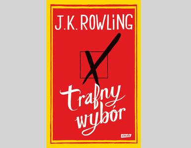 BBC zrobi serial z najnowszej książki autorki Harry'ego Pottera
