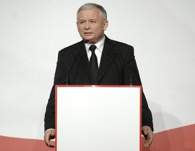 Kaczyński: Premier wygłosił w Sejmie autopean