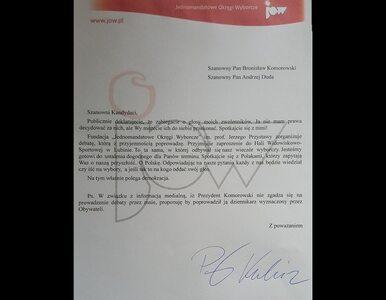 Kukiz do Dudy i Komorowskiego: Przekonajcie moich zwolenników do siebie